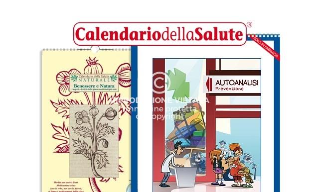 Calendario Della Salute.Calendario Della Salute 2017 Farmacia Calvisi Nuoro